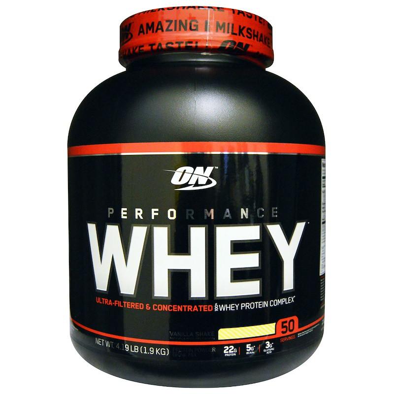 Сывороточный протеин(Performance Whey), Optimum Nutrition, 1.9