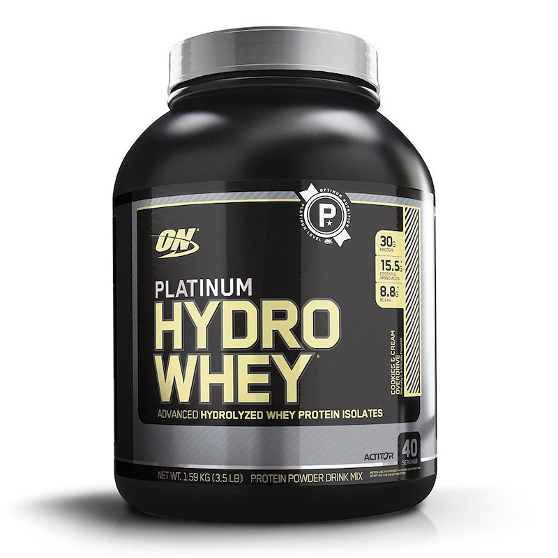 Протеин платинум (Hydrowhey), Optimum Nutrition, 1.59 кг