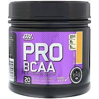 Optimum Nutrition, PRO BCAA & глутамин, персик и манго, 13.7 унц. (390 г)