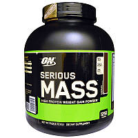 Гейнер (Serious Mass ), Optimum Nutrition, 2.72 кг