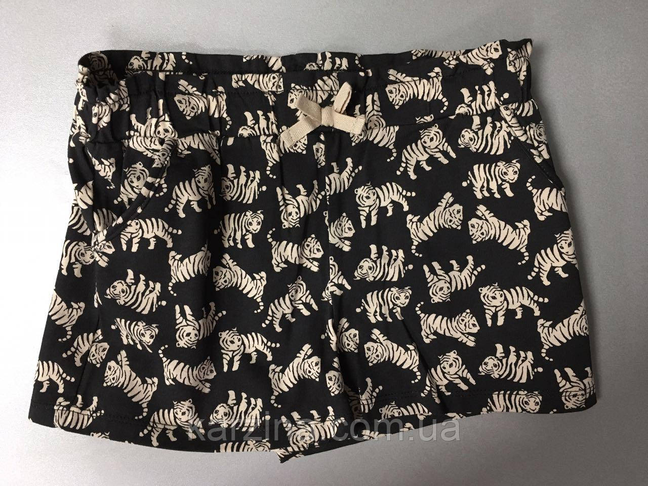 Шртики тигр H&M 6-8лет