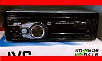 Автомагнитола JVC KD-R206, фото 1