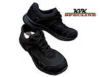 Кроссовки Tactical Black черные кожаные, фото 1
