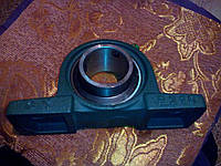 Корпус подшипника вала барабана ПУН-5 в сборе с крышкой Нива