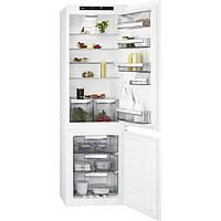 Холодильник с морозильной камерой AEG SCE81826TS