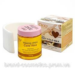 Холодный воск для депиляции Pexo Depilatory Honey Cold Wax Honey