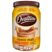 Классический солодовый напиток, Malt Mix, Ovaltine, 340 г