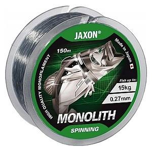 Леска Jaxon Monolith Spinning 0.27 150m 15кг