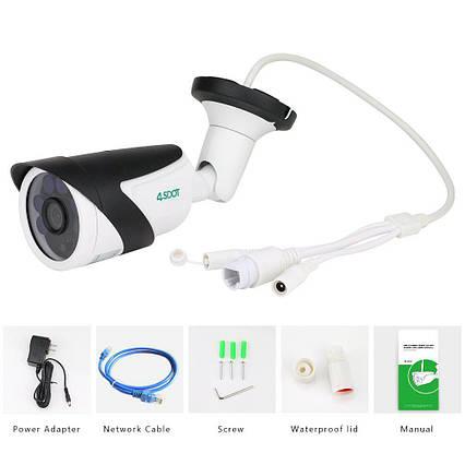 IP-камера 720P с ночным видением для наружной системы видеонаблюдения, фото 2