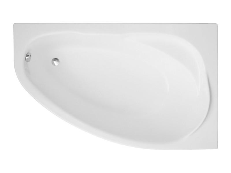 Ванна Polimat Marea асиметрична 150х100, L (00295)