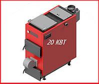 Шахтный котел Termico КДГ 20 кВт, фото 1