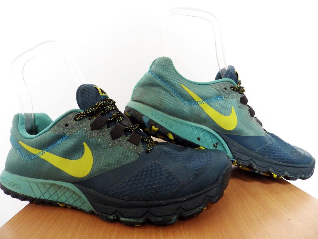 Кроссовки беговые Nike Air Zoom Wildhorse 2100% ОРИГИНАЛ р-р 39 (25см) (Б/У, СТОК) original лёгкие сетка