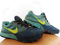 Кроссовки беговые Nike Air Zoom Wildhorse 2100% ОРИГИНАЛ р-р 39 (25см) (Б/У, СТОК) original лёгкие сетка, фото 1