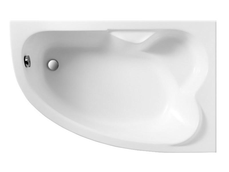Ванна Polimat Noel асиметрична 140х80, R (00853)