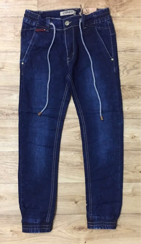 Джинсовые брюки для мальчиков оптом, Grace, 134-164 рр., арт. B72212