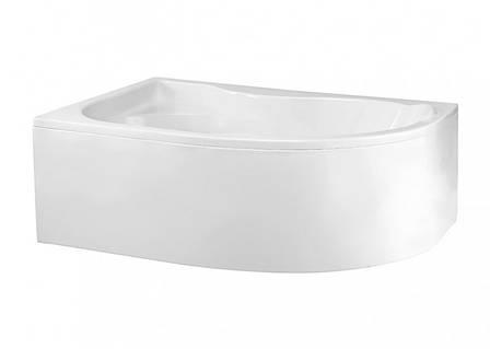 Ванна Polimat Mega асиметрична 160х105, L (00230), фото 2