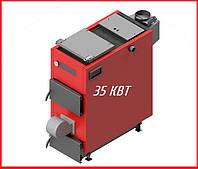 Шахтный котел Termico КДГ 35 кВт, фото 1