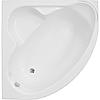Ванна Polimat Standard I кутова 130х130 (00219)