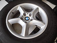 Оригинальные диски R17 BMW 5x120 7,5Jx17SEH2 ET40 Стиль 57 X5 E53