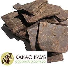 "Какао тертое Cargill, Кот-д'Ивуар 100% натуральный шоколад, ""чипсы"". 1 кг."