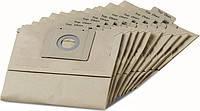Бумажные фильтр-мешки для Karcher T 12/1, 10 шт.
