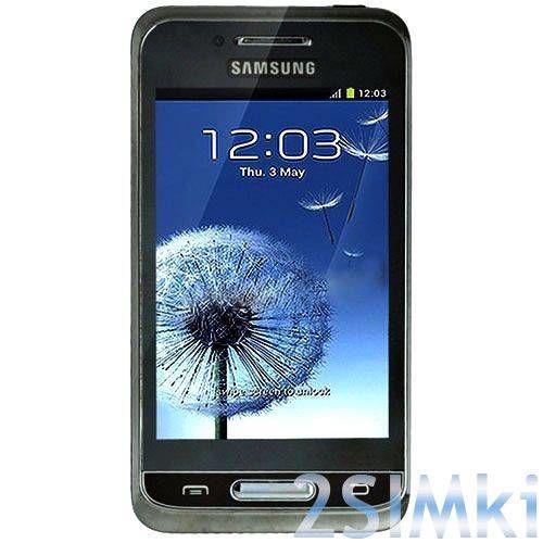Мобильный телефон Samsung Galaxy 9850 TV Wi-Fi Корпус Метал