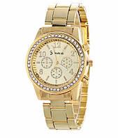 0f98402f8d3a Женские наручные часы GENEVA Swarovski розовое золото, цена 188 грн ...