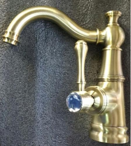 Смеситель для умывальника в ванную комнату 3-031