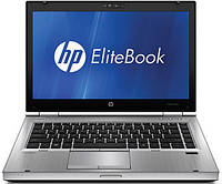 HP Elitebook 8460p  i5-2540M 2.6GHz/4gb/250-320gb SATA/DVD-RW 14,1""