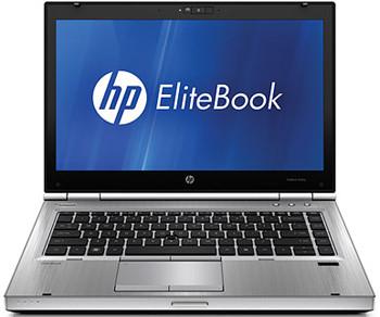 "HP Elitebook 8460p  i5-2540M 2.6GHz/4gb/250-320gb SATA/DVD-RW 14,1"""
