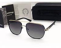 Солнцезащитные очки Chrome Hearts (5074) black