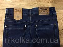 Джинсовые брюки для мальчиков оптом, Grace, 116-146 рр., арт. B72192, фото 4