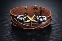 Кожаные браслеты для мужчин в наличии!