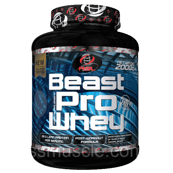 Протеин AllSports Labs Best Pro Whey 2000 g