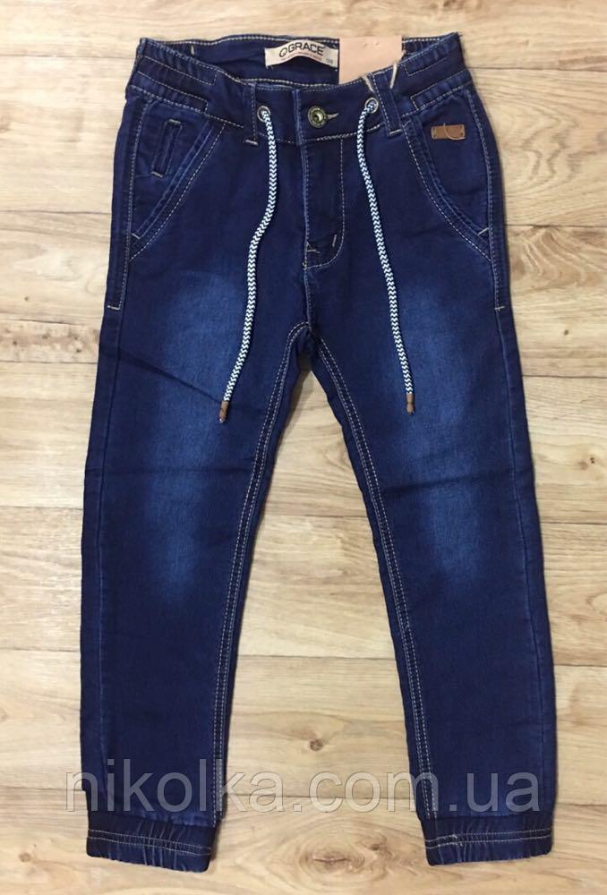 Джинсовые брюки для мальчиков оптом, Grace, 116-146 рр., арт. B72207