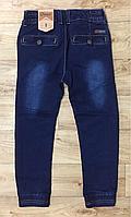 Джинсовые брюки для мальчиков оптом, Grace, 116-146 рр., арт. B72207, фото 3