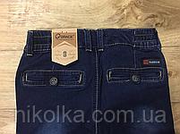 Джинсовые брюки для мальчиков оптом, Grace, 116-146 рр., арт. B72207, фото 4