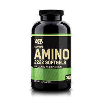 Optimum Nutrition Amino 2222 300 caps