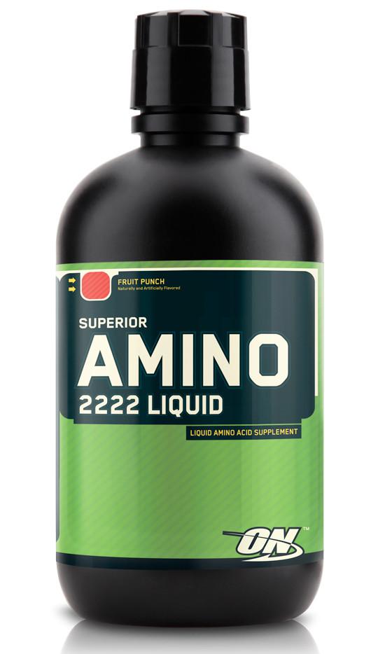 Optimum Nutrition Amino 2222 Liquid 948 ml