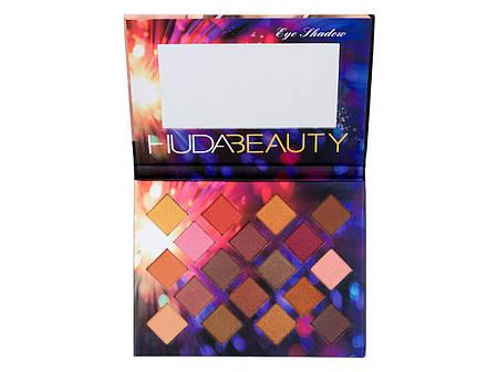 4594 Набор теней Huda Beauty Palettes 18 оттенков