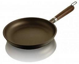 Индукционная сковорода с титановой пластиной Julienne 24cm, фото 2