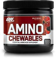 Optimum Nutrition AMINO Chewables 100 pieces