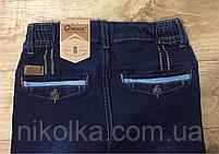 Джинсовые брюки для мальчиков оптом, Grace, 116-146 рр., арт. B72206, фото 4