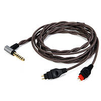 Earmax 4.4mm DIY Замена Наушник Аудиокабель для наушников для Sennheiser HD650 HD600 HD580