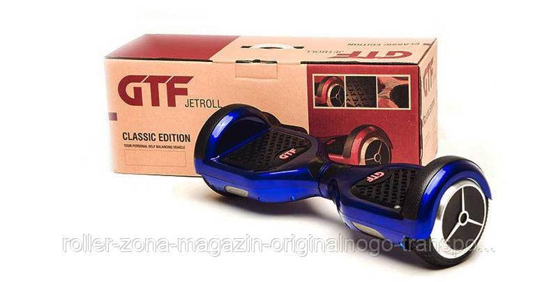 "Гироскутер ORIGINAL GTF Jetroll ""Classic Edition"" - Blue"