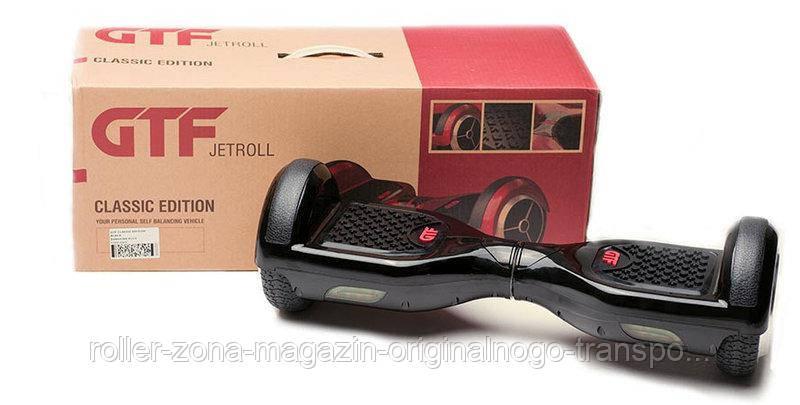 "Гироскутер ORIGINAL GTF Jetroll ""Classic Edition"" - Black"