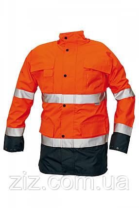MALABAR Сигнальна куртка утеплена, фото 2