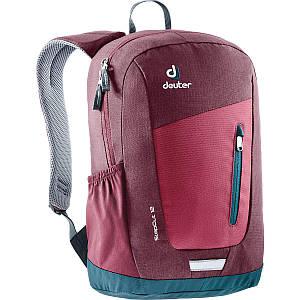 Городской рюкзак Deuter StepOut 12 cardinal-maron (3810215 5527)