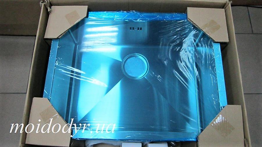 Мойка кухонная AquaSanita Enna 100L из нержавеющей стали