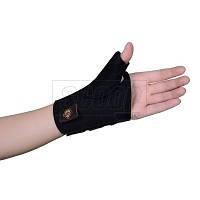 ARMOR ARH15 черный левый размер S,Бандаж на бол.палец руки